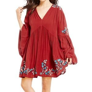 NWT Free People Te Amo Dress